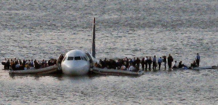 Het mirakel van de Hudson.