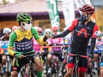 LIVE VUELTA. Peloton trekt zich weer op gang na rustdag, wagen vrijbuiters hun kans in heuvelachtige etappe?
