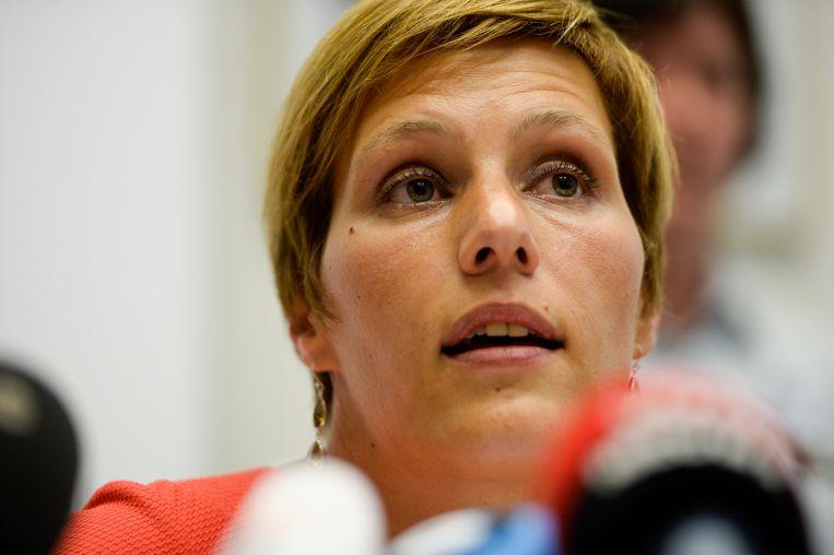Ine Van Wymersch, de nieuwe procureur des konings van Halle-Vilvoorde.