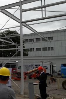 Fontys wil al zijn nieuwe scholen in Helmond bouwen, want daar gaat het snel