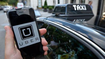 100.000 Belgen betrokken bij Uber-hack