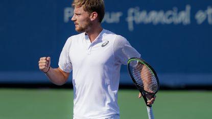 Goffin begint tegen Moutet op US Open, Darcis tegen Lajovic - Mertens treft Teichmann