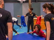 Zes nieuwe citytrainers voor Breda: 'Deze training geeft me veel meer vertrouwen'
