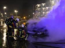 Na een week van rust is er alweer een auto afgebrand in Waddinxveen: teller loopt op