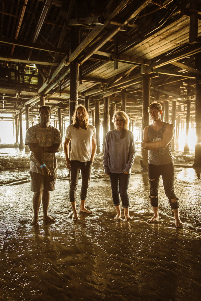 Bloc Party is de headliner op zaterdag.