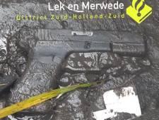 Ongeluk op A27 leidt tot vondst vuurwapen; automobilist opgepakt