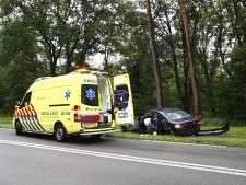 Aanrijding op Eperweg (N795) tussen Epe en Nunspeet: weg weer vrij