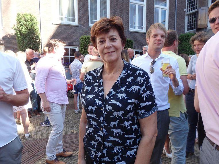 Sportieve oud-politicus Rita Verdonk. Rutte werd in 2006, mede dankzij campagneleider Huffnagel, nipt partijleider en daarna premier. 'Ach, dat is al zo lang geleden' Beeld Schuim