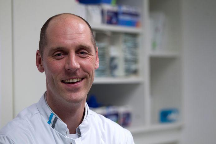 Gust van Montfort, traumachirurg in het Catharina Ziekenhuis