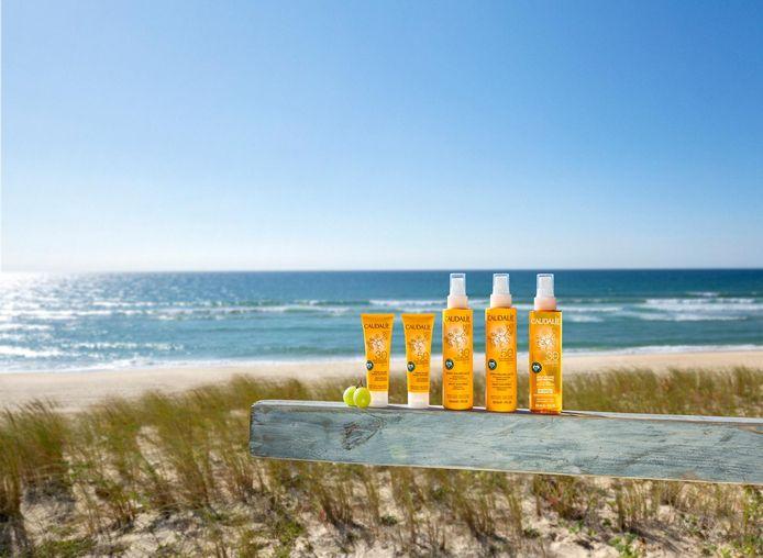 La crème solaire clean pour la peau et pour les océans signée Caudalie.