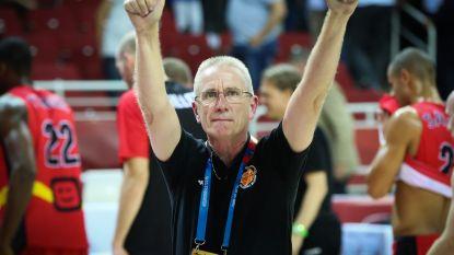 Eddy Casteels stopt na dertien jaar als bondscoach van Belgian Lions