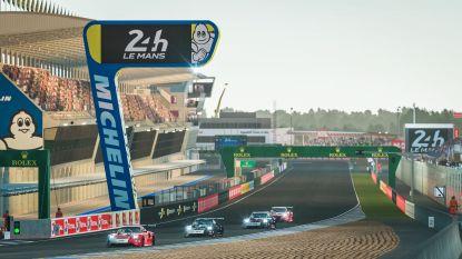Virtuele 24u van Le Mans kan dit weekend uitpakken met knappe deelnemerslijst