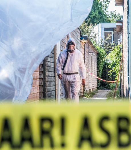 Sanering van asbest na brand in Bemmelse woonwijk al begonnen