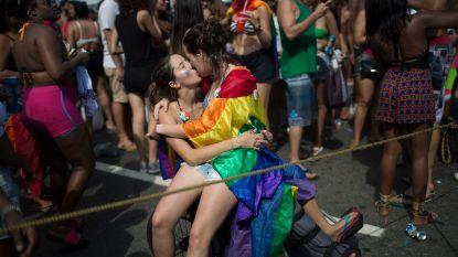 Discriminatie van homo's en transgenders na 20 jaar eindelijk strafbaar in Brazilië