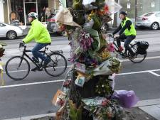 Omgekomen Haagse Gitta (27) in Melbourne geëerd met herdenkingsrit