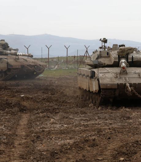 Leger Israël geeft luchtaanvallen toe op Iraanse doelen in Syrië
