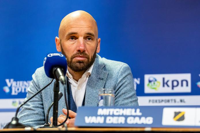Mitchell van der Gaag