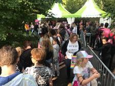 Ouders woest over veel te druk Tina Festival