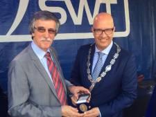 Bossche burgemeester Mikkers reikt culturele penning uit in Duitse zusterstad Trier