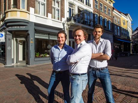 The Lemon Tree uit Deventer in top drie beste nieuwe restaurants van Nederland