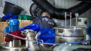 Tot vier jaar cel voor synthetisch drugslabo in verborgen ruimte achter kast in Dilsen-Stokkem