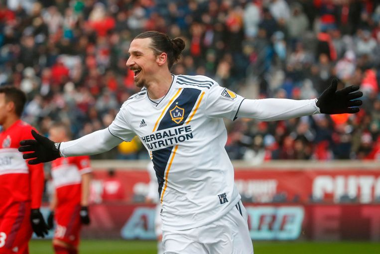 Zlatan verlaat LA Galaxy: 'Ik kwam, ik zag, ik overwon'