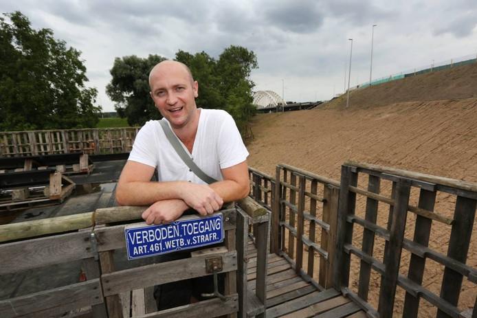 De 'deeleconomie', daar gelooft Juul Martin (32) in. Foto: Gerard Verschooten