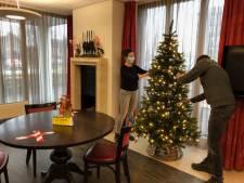 Zorgcentra krijgen boom cadeau als gebaar in moeilijke tijd