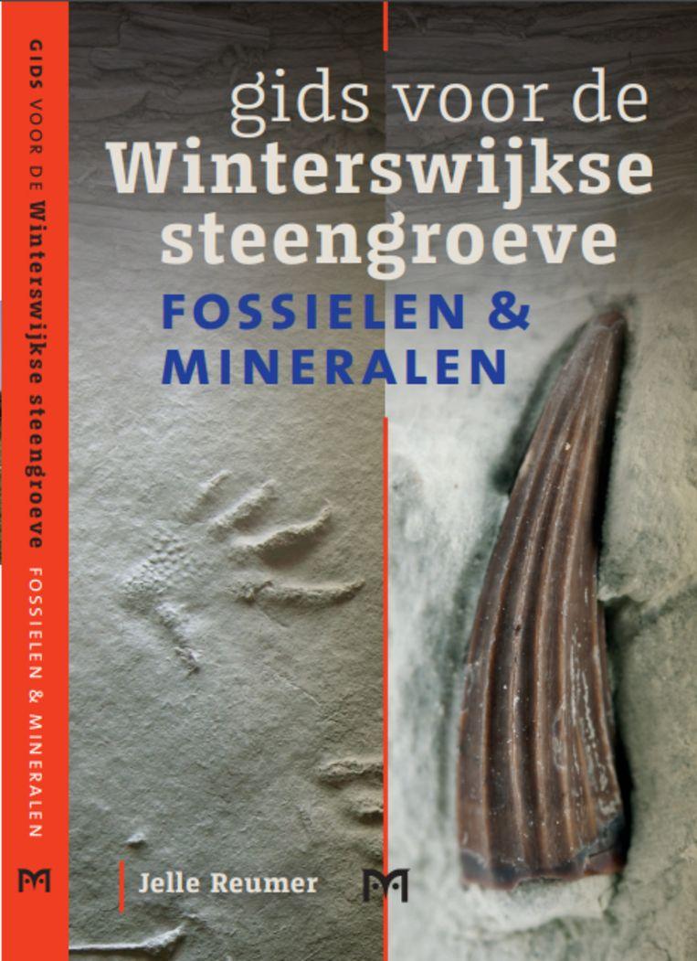Gids voor de Winterswijkse steengroeve. Fossielen & mineralen,Jelle Reumer, 136 blz. Uitgeverij Matrijs, € 19,95 Beeld
