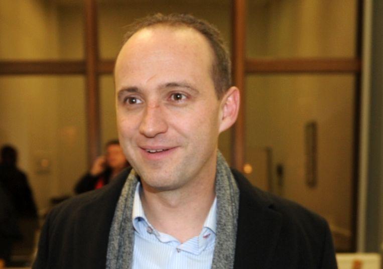 Genks burgemeester Wim Dries (CD&V).