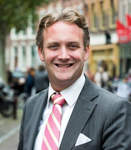 Burgemeester Verhoeve verhuist naar woning in Westergouwe: 'Dit kan potentiële kopers over de streep trekken'