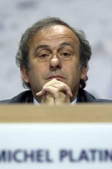 Michel Platini réclamerait 7 millions d'euros à l'UEFA