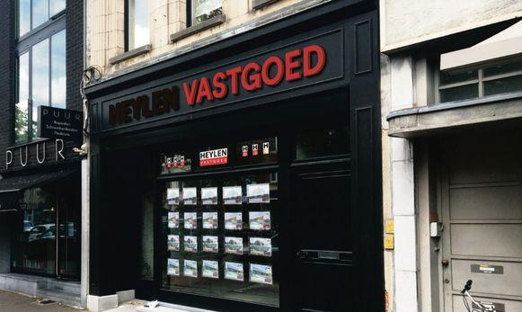 Heylen Vastgoed opent een kantoor in Mortsel.