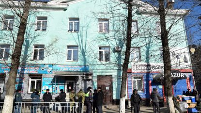 Scholier schiet vriend dood en pleegt nadien zelfmoord in Russische school