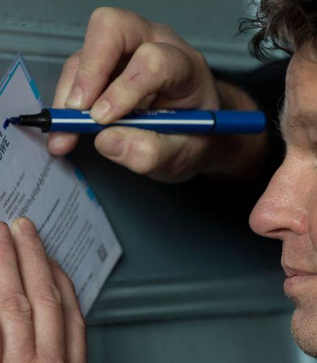 Baas Dikke Van Dale boycot verkiezingen West Betuwe om spelfout
