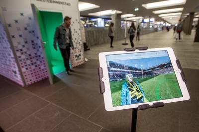 Eerste 360 photobooth van Europa staat in Breda