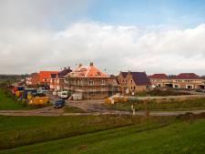 Streep door plan voor appartementen in wijk Zuidbroek in Wierden