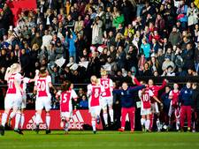 Voetbalsters Ajax geloven in stunt Champions League