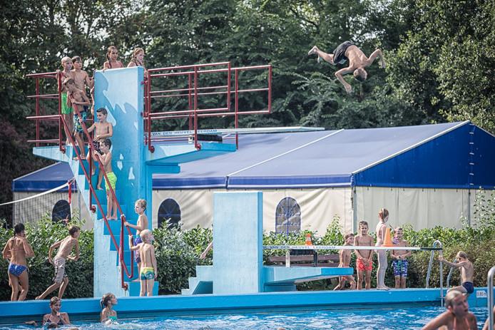 Zwembad De Spetter in Tholen.