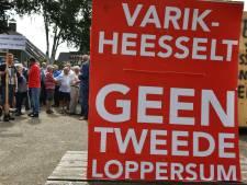 Varik ontvangt Haagse politici met duidelijke boodschap: Geen geul!