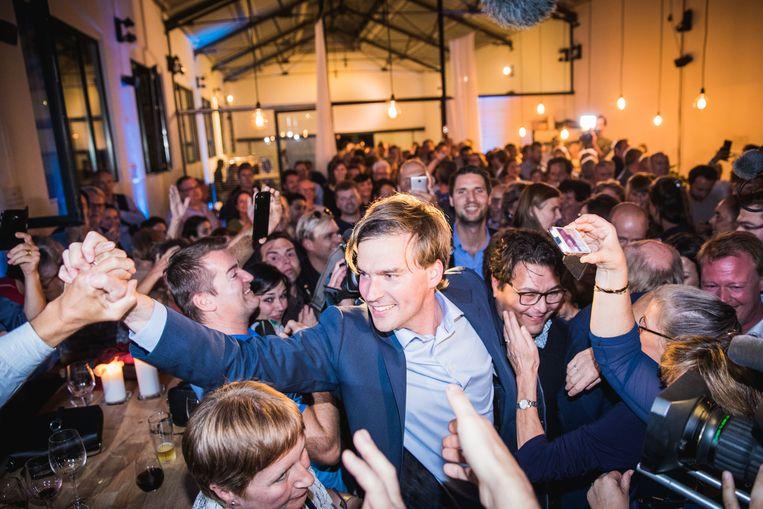 Mathias De Clercq is ongetwijfeld de winnaar, maar hoeveel voorkeurstemmen heeft hij?