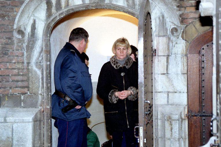 Gerda Van Lommel, de schoonzus van Peerke, schoot Peerke neer.