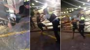 Verdachte van geweld tegen politie op Sinksenfoor blijft in de cel, maar gaat in beroep