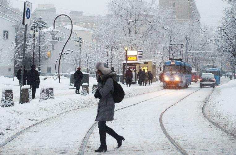 De bittere koude van Moskou komt de komende dagen en weken ónze regio's teisteren.