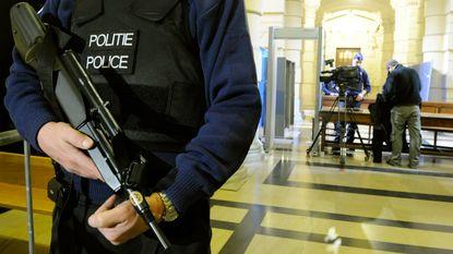 Veiligheid terrorismeproces opgevoerd uit vrees voor ontsnapping