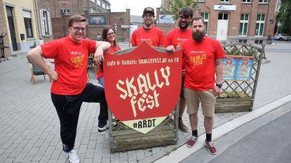 Skallyfest gaat #ardt: Fleddy Melculy headliner op tweede editie van alternatief muziekfestival