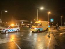 Voetganger geschept door automobilist in Arnhem