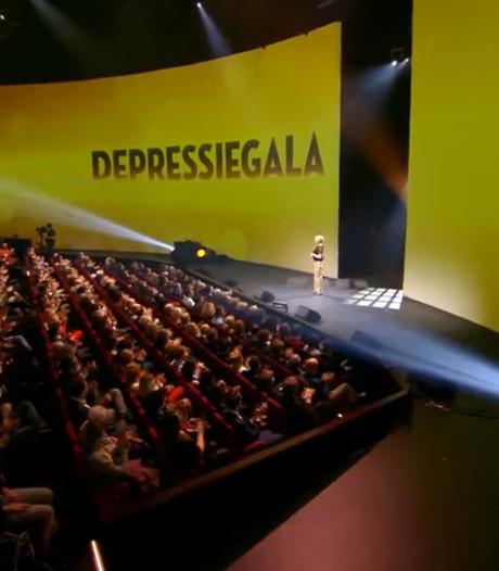 Overheidssubsidie Depressiegala blijkt niet gebruikt voor aanpak depressies