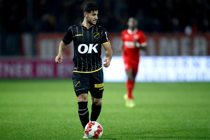 Huseyin Dogan of NAC Breda during Almere City - NAC Breda NETHERLANDS, BELGIUM, LUXEMBURG ONLY COPYRIGHT BSR/SOCCRATES