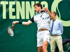 Haase na zwaarbevochten partij uitgeschakeld door wereldtopper Zverev